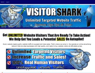visitorshark.net screenshot