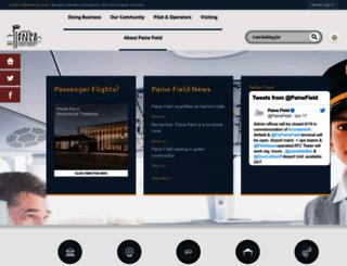 visitpainefield.com screenshot