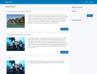 visitpenang.gov.my screenshot