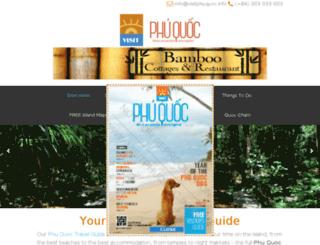 visitphuquoc.info screenshot