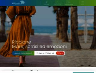 visitriccione.com screenshot