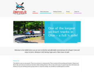 visittheinfield.com screenshot