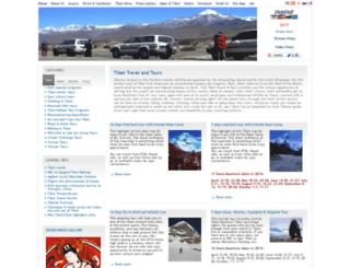 visittibet.com screenshot