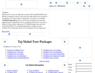 visittotaj.com screenshot