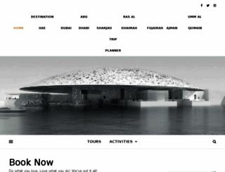 visituae.org screenshot