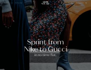 visitunionsquaresf.com screenshot