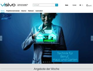 visivo.de screenshot