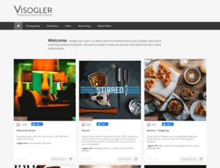 visogler.com screenshot