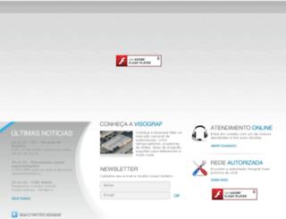 visograf.com.br screenshot