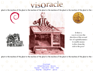 visoracle.com screenshot