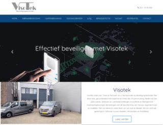 visotek.nl screenshot