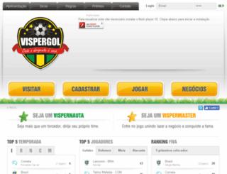 vispergol.com.br screenshot