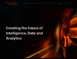 visservanbaars.nl screenshot
