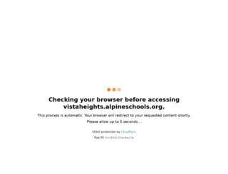 vistaheights.alpineschools.org screenshot