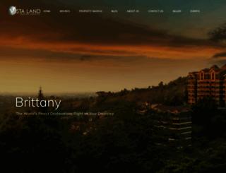 vistalandinternational.com screenshot