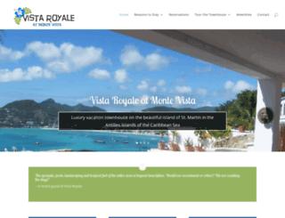 vistaroyale.com screenshot