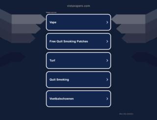 vistavapers.com screenshot