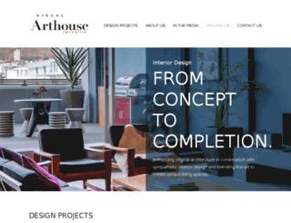 visualarthouse.de screenshot
