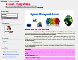 visualinfosystems.net screenshot
