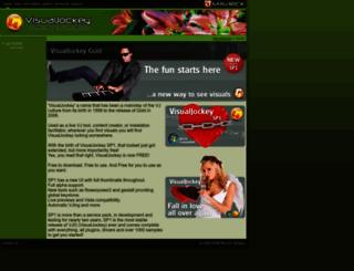 visualjockey.com screenshot
