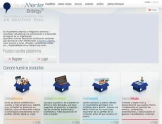 visualmente.com screenshot