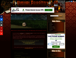 visualparadox.com screenshot