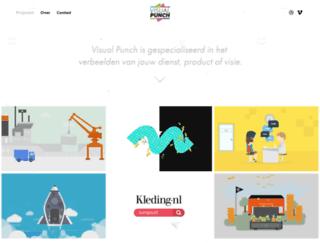 visualpunch.nl screenshot