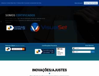 visualset.com.br screenshot