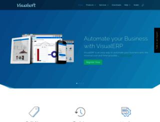 visualsoft.com screenshot