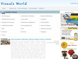 visualsworld.com screenshot