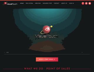 visualtouchpos.com screenshot