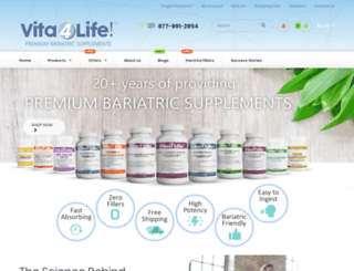 vita4life.net screenshot