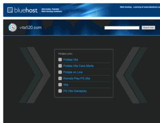 vita520.com screenshot