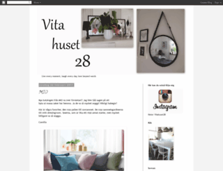vitahuset28.blogspot.com screenshot