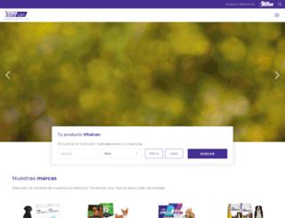vitalcan.com screenshot