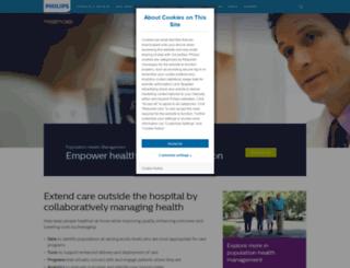 vitalhealthsoftware.com screenshot