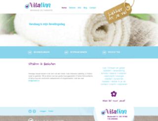 vitalinn.nl screenshot