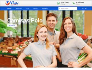 vitallybones.com.br screenshot