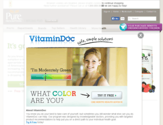 vitamin-doc.com screenshot