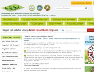 vitamin-e-schutz.de screenshot