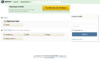 vitamind.kilnhg.com screenshot