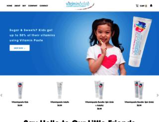 vitaminpaste.com screenshot