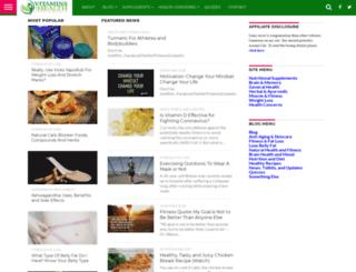 vitaminsandhealthsupplements.com screenshot