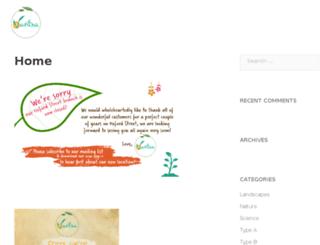 vitao.co.uk screenshot