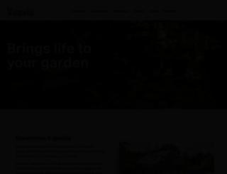 vitavia.co.uk screenshot