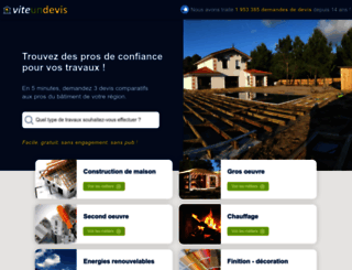 viteundevis.com screenshot
