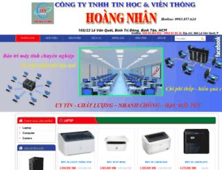 vitinhhoangnhan.com screenshot