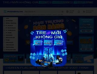 vitinhphongvu.vn screenshot