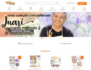 vitrinedoartesanato.com.br screenshot