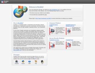 vitrinefestas.com.br screenshot